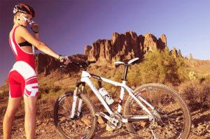 Велосипед для женщин польза и вред