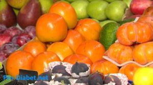 Хурма польза и вред для диабетиков