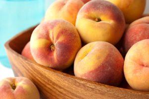 Персики польза и вред для здоровья витамины в них
