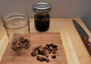 Настойка на дубовых щепках польза и вред