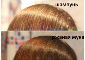 Мытье волос ржаной мукой польза и вред