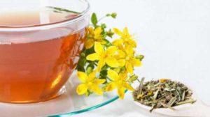 Чай с зверобоем польза и вред для мужчин