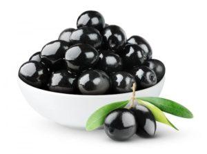 Маслины черные вред и польза и вред