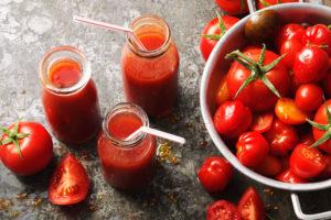 Замороженный томатный сок польза и вред