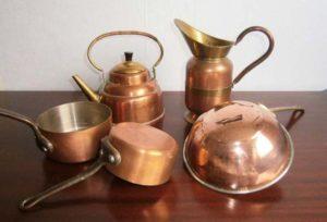 Медная посуда польза и вред для организма человека