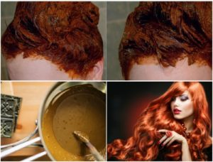 Хна и басма польза и вред для волос