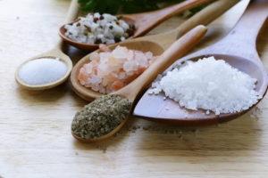 Морская соль для еды польза и вред