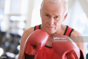 Бокс после 40 лет польза или вред