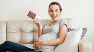 Горький шоколад при беременности польза и вред