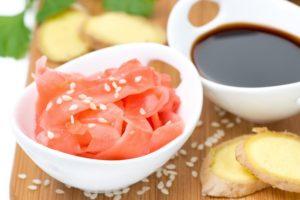 Маринованный имбирь польза и вред как употреблять при похудении