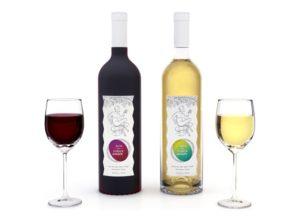 Белое и красное сухое вино польза и вред