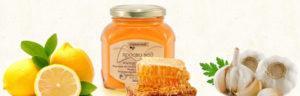 Смесь лимона чеснока и меда польза и вред