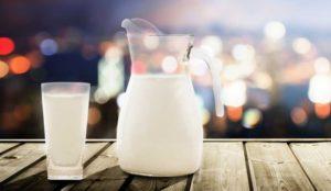 Стакан молока на ночь польза и вред