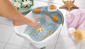Массажная ванночка для ног польза и вред