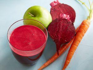 Сок свекла морковь яблоко польза и вред сколько месяцев пить
