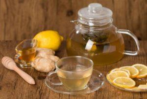 Зеленый чай с лимоном и медом польза и вред
