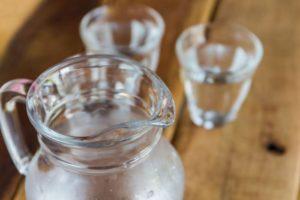 Вода во время еды вред или польза