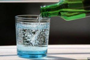Орошение лица минеральной водой польза и вред