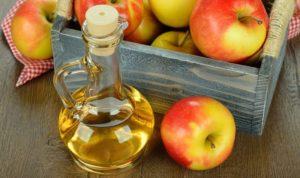 Вода с уксусом яблочным польза и вред