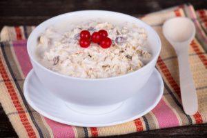 Геркулес с кефиром на завтрак польза и вред