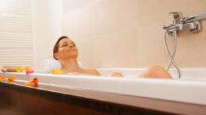 Горячая ванна вред и польза и вред