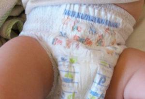 Памперсы для новорожденных мальчиков вред и польза