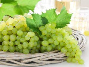 Виноград польза и вред для организма калорийность на 100 грамм