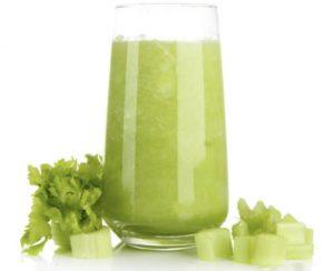 Сок из листьев сельдерея польза и вред