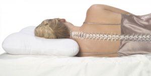 Ортопедическая подушка при шейном остеохондрозе польза и вред