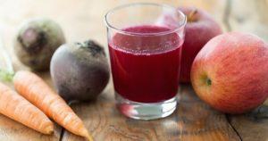 Морковно яблочный свекольный сок польза и вред