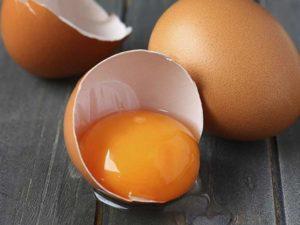 Сырые куриные яйца польза и вред для мужчин