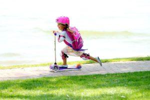 Езда на самокате польза и вред для женщин