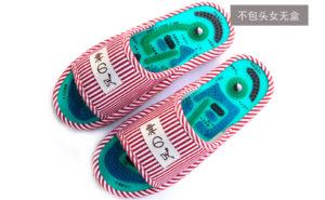 Массажные тапочки для ног польза и вред