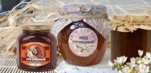 Гречишный мед вред и польза и вред
