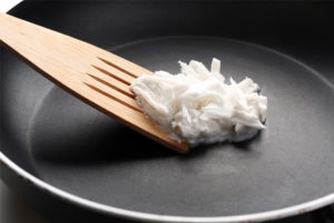 Жарить на кокосовом масле польза и вред
