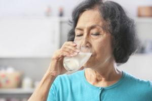 Молоко в пожилом возрасте польза и вред