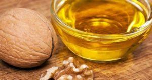 Нерафинированное масло грецкого ореха польза и вред