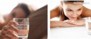 4 стакана воды утром натощак польза и вред