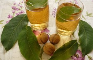 Листья грецкого ореха вред и польза и вред