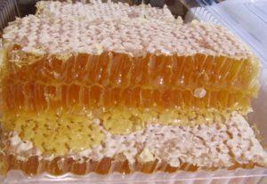 Мед в сотах польза и вред как хранить