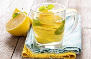 Лимонный сок по утрам польза и вред