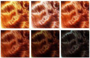 Басма для волос седых польза и вред
