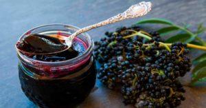 Варенье из бузины черной польза и вред