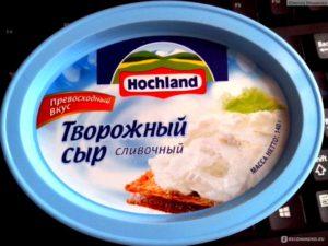 Сливочный сыр вред и польза и вред