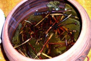 Чай из веточек вишни польза и вред