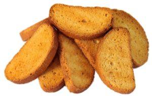 Сухари в духовке из белого хлеба польза и вред