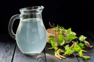 Березовый сок польза и вред как пить