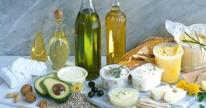 Жиры в молочных продуктах польза и вред