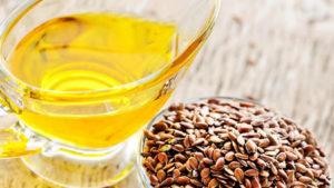 Льняное масло нерафинированное польза и вред как принимать