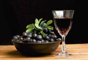 Спиртовая настойка из черноплодной рябины польза и вред
